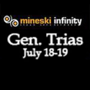 Registration for this weekend's MIOT Gen. Trias now open