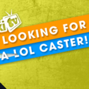 MineskiTV is looking for LoL casters!