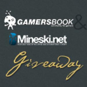 Mineski.net and Gamersbook Giveaway!