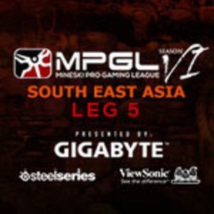 MPGL South East Asia Leg 5 is Open for Registration!