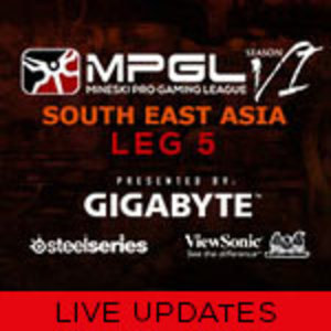 MPGL South East Asia Leg 5 - Live Updates