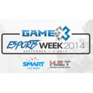 Smart Communications to hold GameX Esports Week 2014
