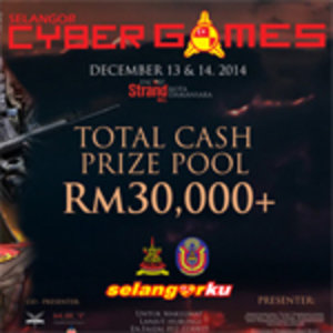 Selangor Cyber Games to give out RM30,000+