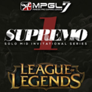New 1v1 series, MPGL Supremo One, P12k prize