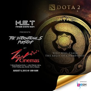 MET MY partners with TGV Cinemas to deliver TI5 Malaysia Pubstomp