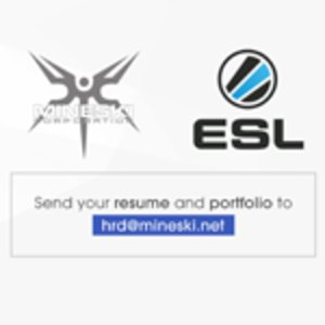 Want a job in esports?