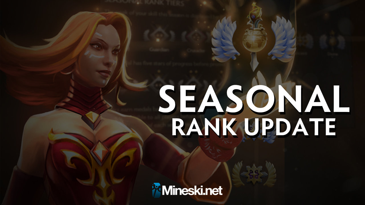 How Does Dota 2's New Ranked System Work? - Mineski net