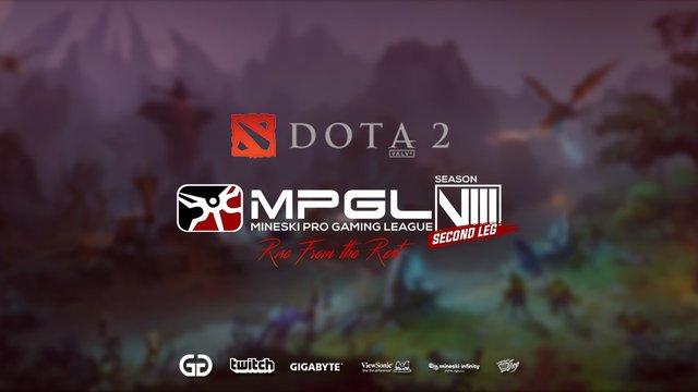 MPGL8 Dota 2: Second Leg Goes Regional