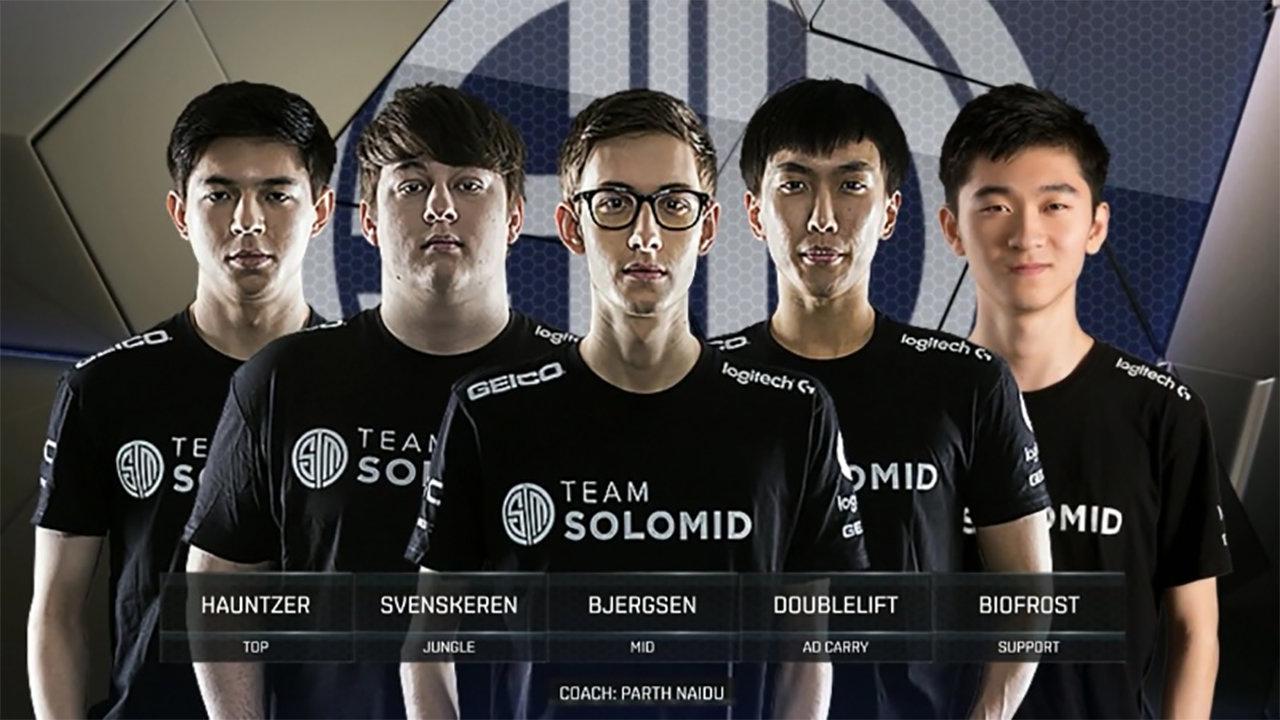 Team Solomid Lol