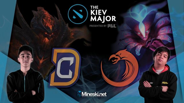 TNC Pro Team Takes a High Seed For the Kiev Major Main Event