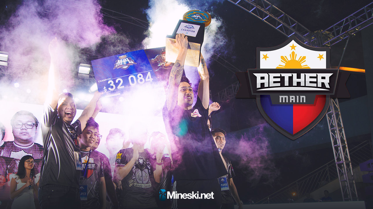 09b3547f7920d Aether Main is Crowned the Mobile Legends Professional League PH Champions