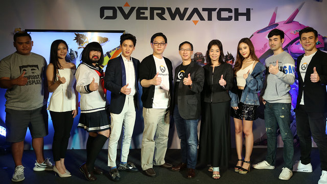 Blizzard Introduces Cyber Cafe Pilot Program in Thailand
