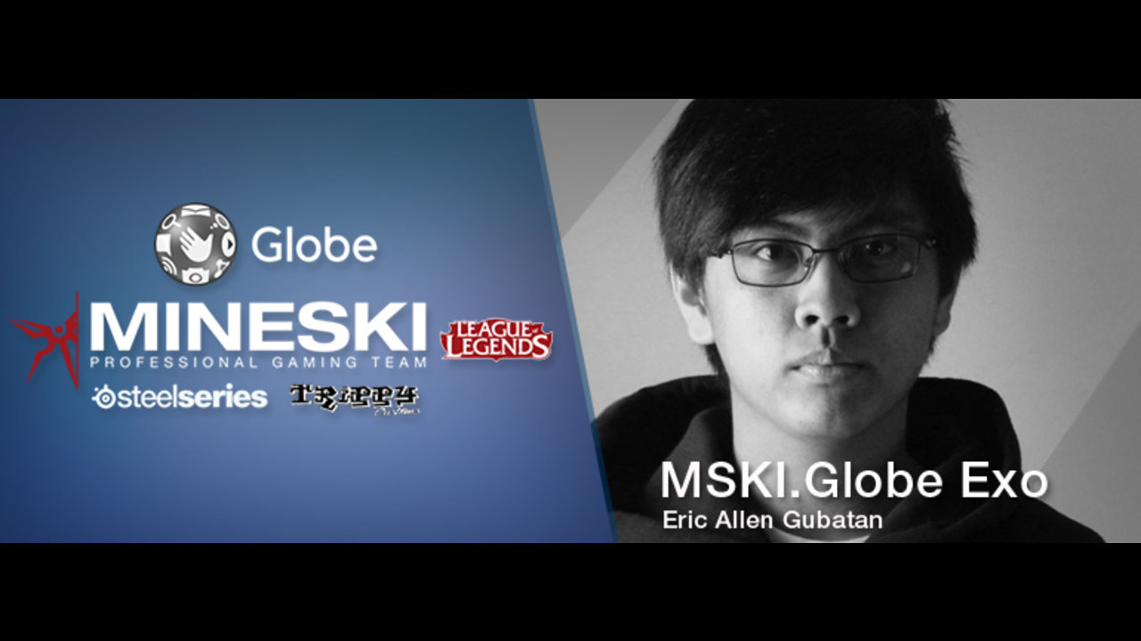 August Player of the Month - MSKI.Globe Exo