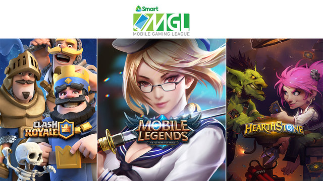 SMART Unveils Its Own Mobile Gaming League