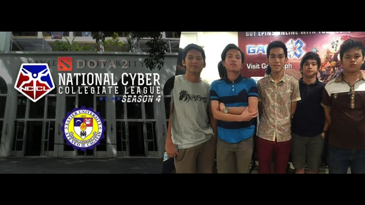 Meet the NCCL4 VizMin reps: Team Crusaders from Xavier University - Ateneo de Cagayan
