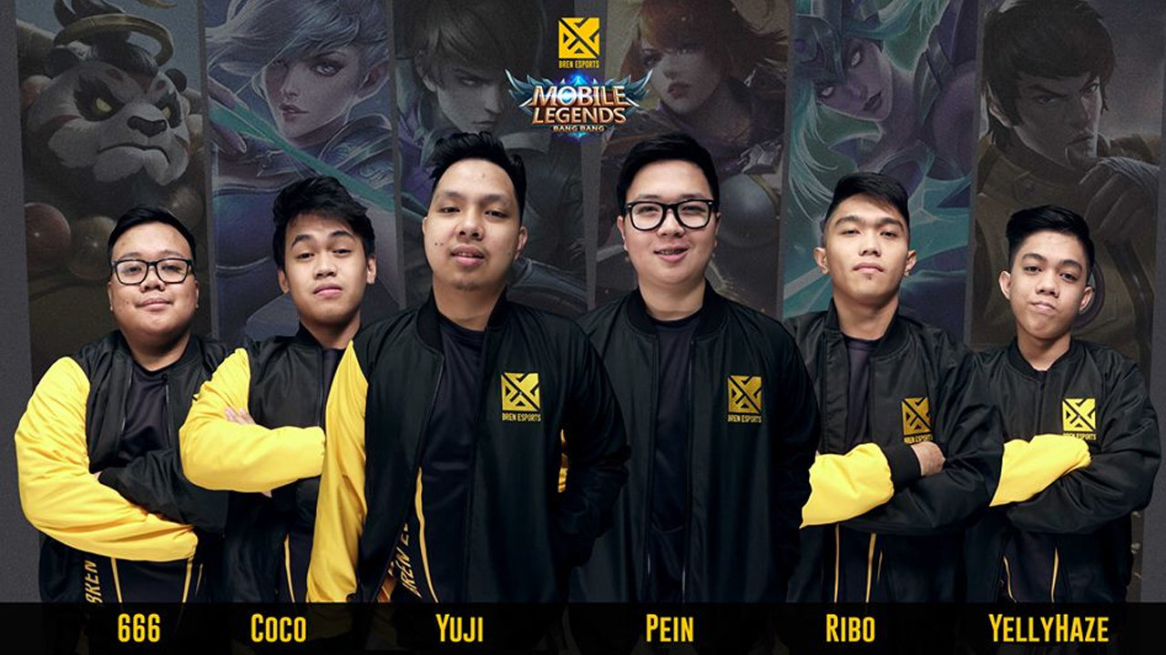 Bren Esports Pick Up Aether Main S Mobile Legends Roster Mineski Net