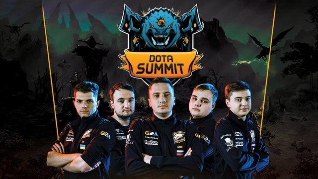 Virtus.Pro Defends The Summit Crown