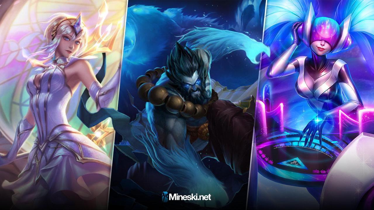 League of Legends Ultimate Skins Ranked - Mineski net