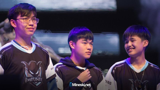 Impunity Continues Home Court Run at the Vainglory World Championship