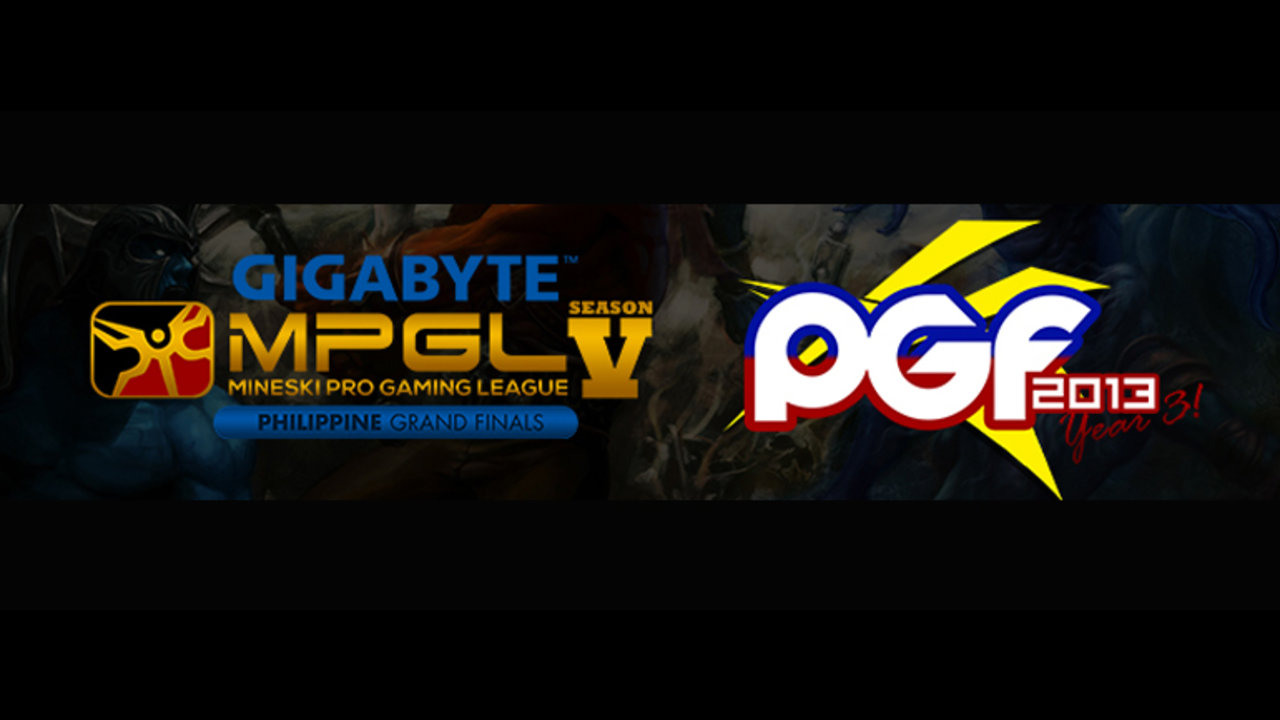 GMPGL WC3 DOTA Season Grand Finals in PGF!