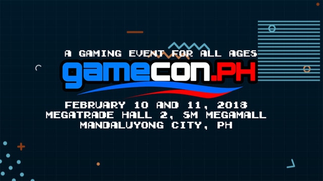 GameCon PH 2018 Heads to SM Megamall