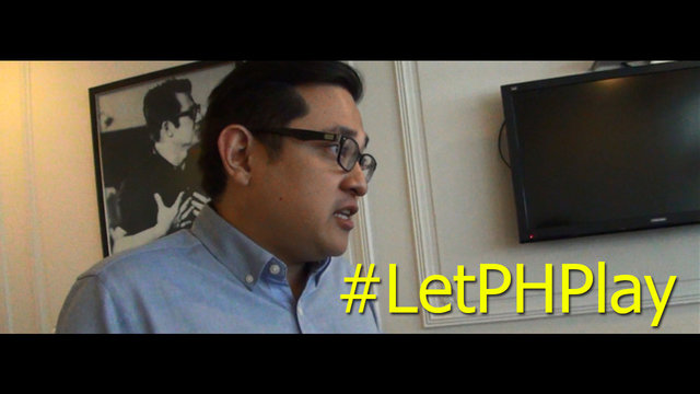 Sen. Bam: use #LetPHPlay to support TNC, Execration