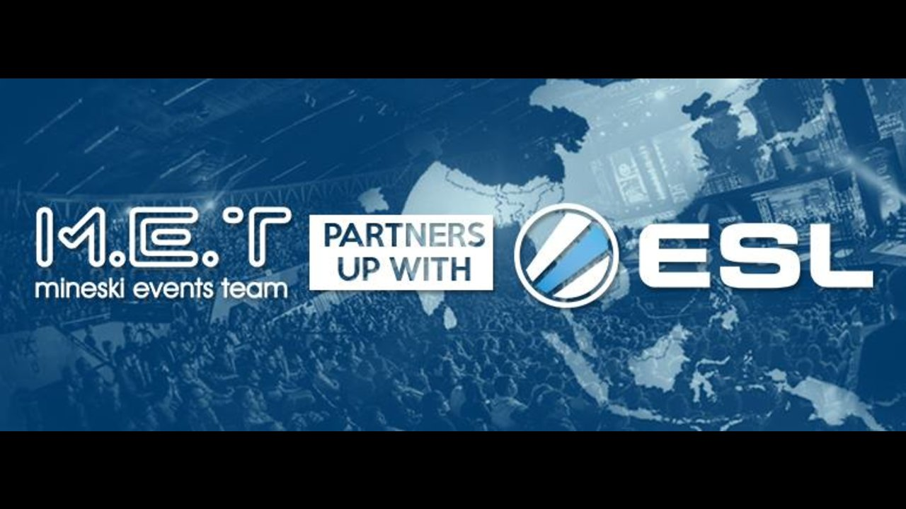 ESL forms partnership with Mineski Events Team, announces ESL One Asia Qualifiers