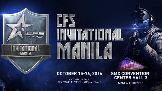 Introducing the CrossFire Stars Invitational: Manila
