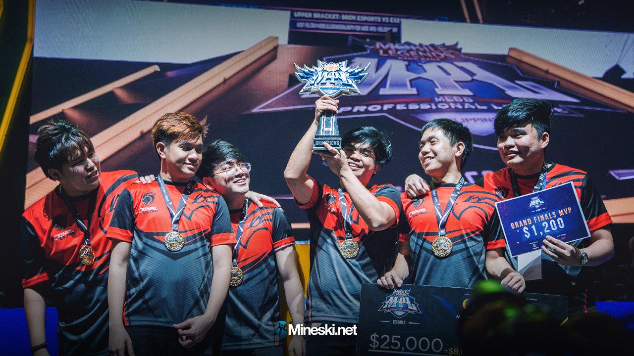 5d5064fafac1f Cignal Ultra ends Bren Esports  MPL-Philippines reign - Mineski.net