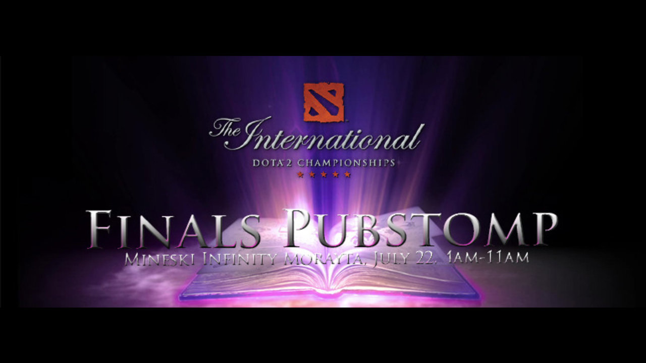 MineskiTV to host The Finals Pubstomp at MI Morayta