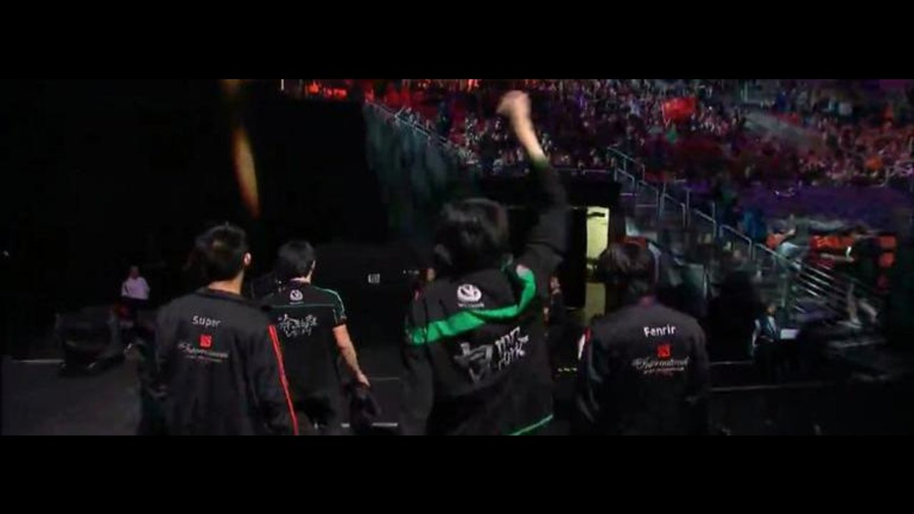 Vici roar their way to the TI4 grand finals