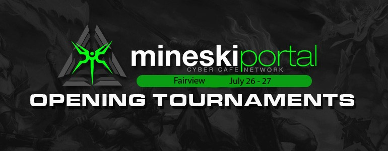 Mineski Portal Fairview opens on July 26, inaugural MPOT waiting for gamers