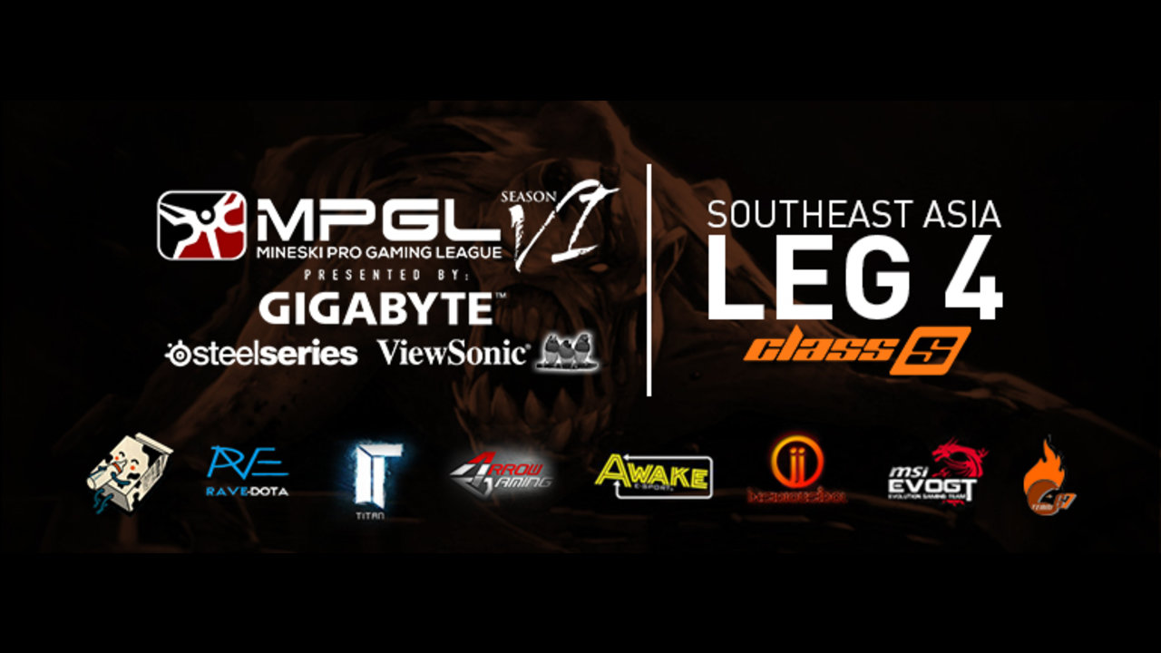 8 teams remain in MPGL SEA Class S leg 4