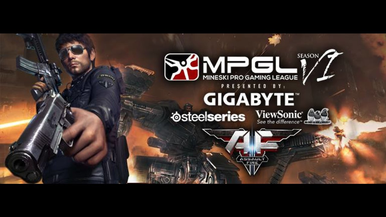 MPGL Assaultfire is not just a tournament