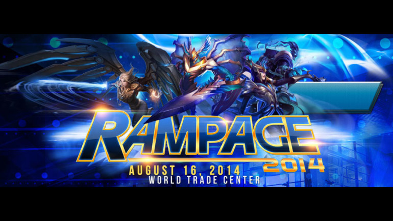 Rampage 2014 - Bigger than ever!