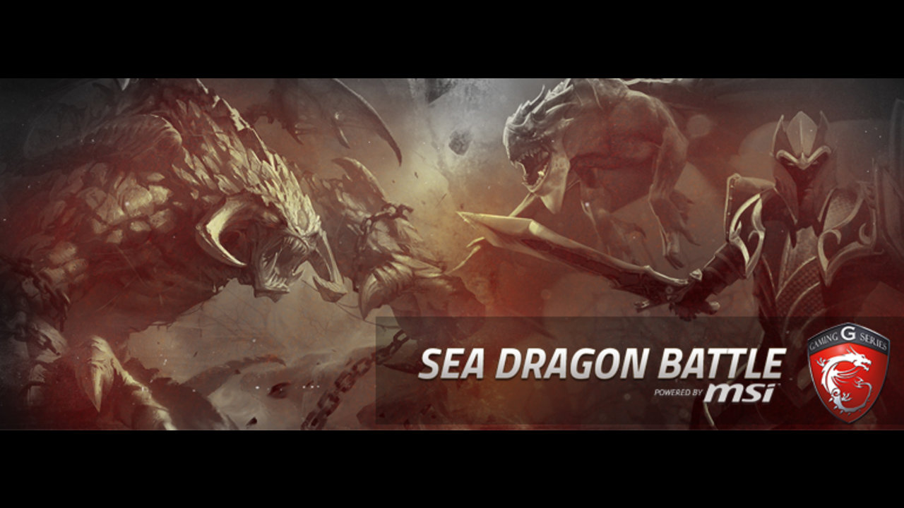 SEA Dragon Battle Main Event Starts Today!