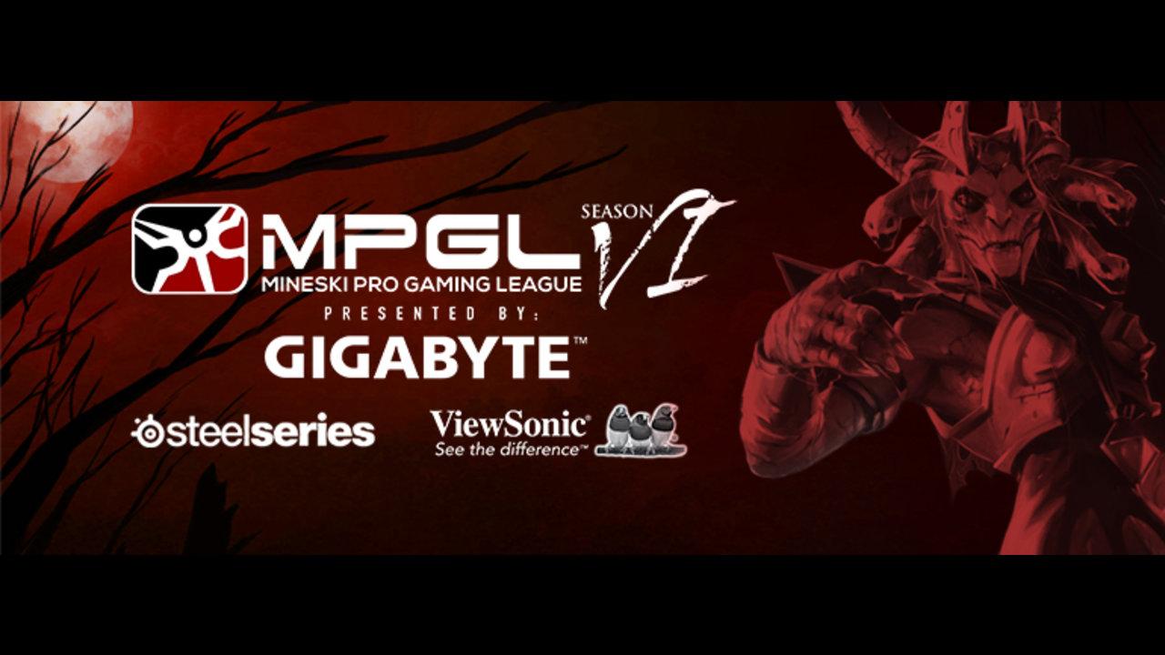 Dota 2 MPGL Philippines 6 - 8 Class A Live Updates