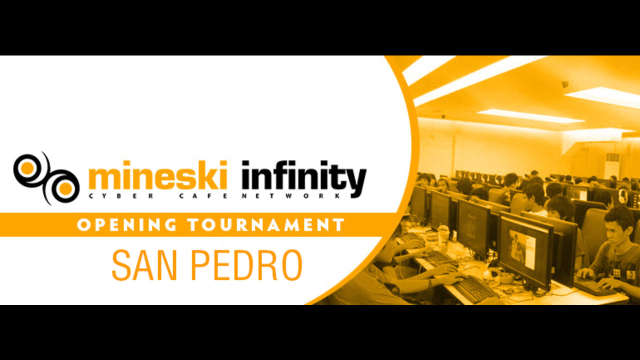 Mineski Infinity Opens another Cafe in San Pedro Laguna!