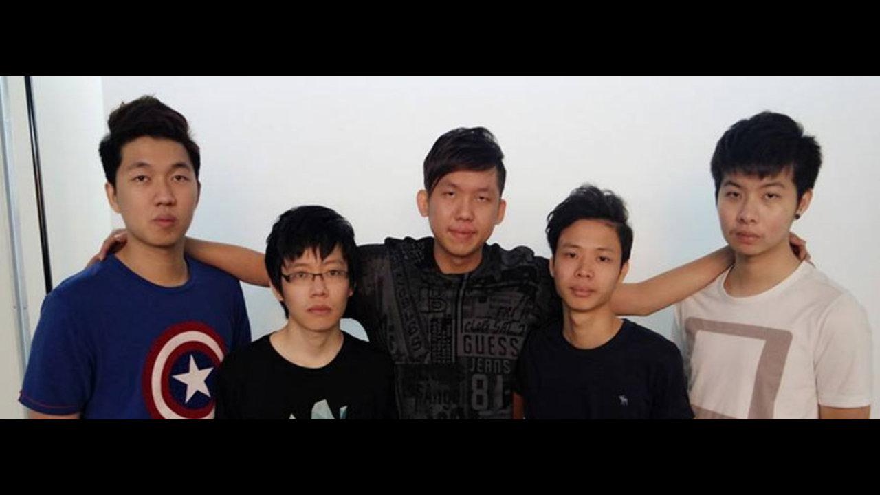 Team Malaysia wins Dota 2 Thailand Championship