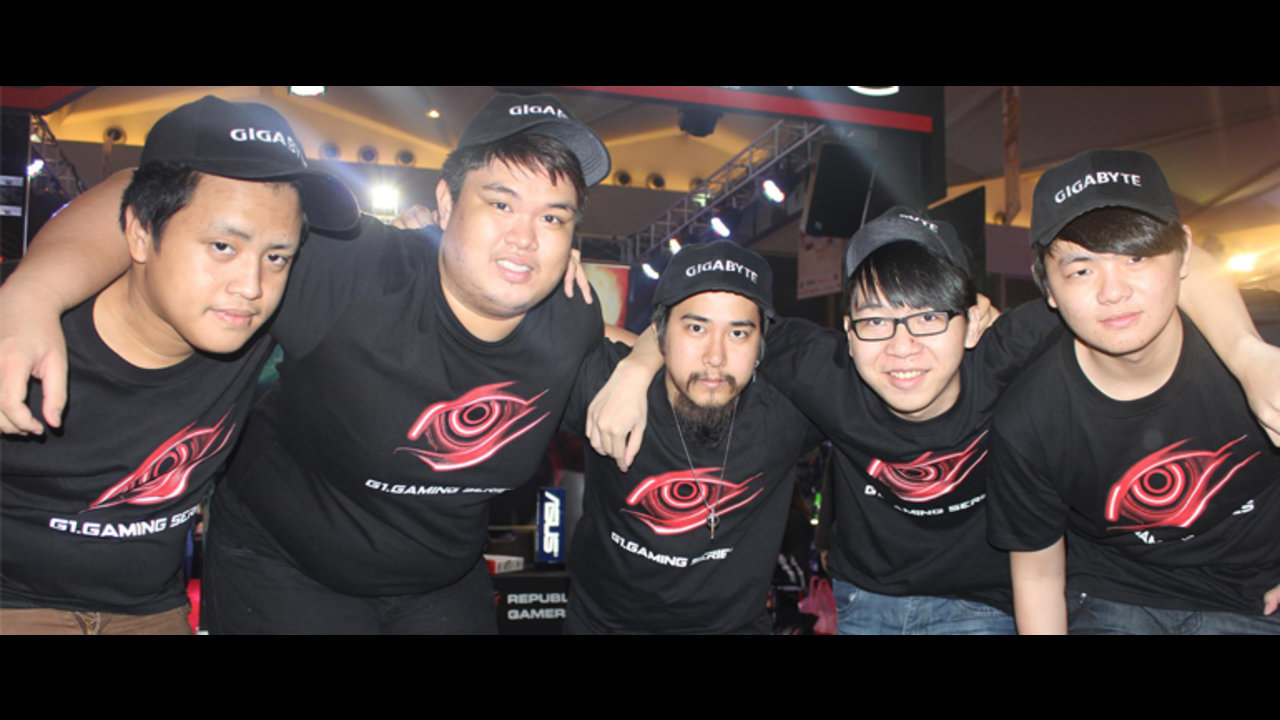 Johnny & Ah-Fu to reinforce Mineski-Dota for Multiple LAN events.