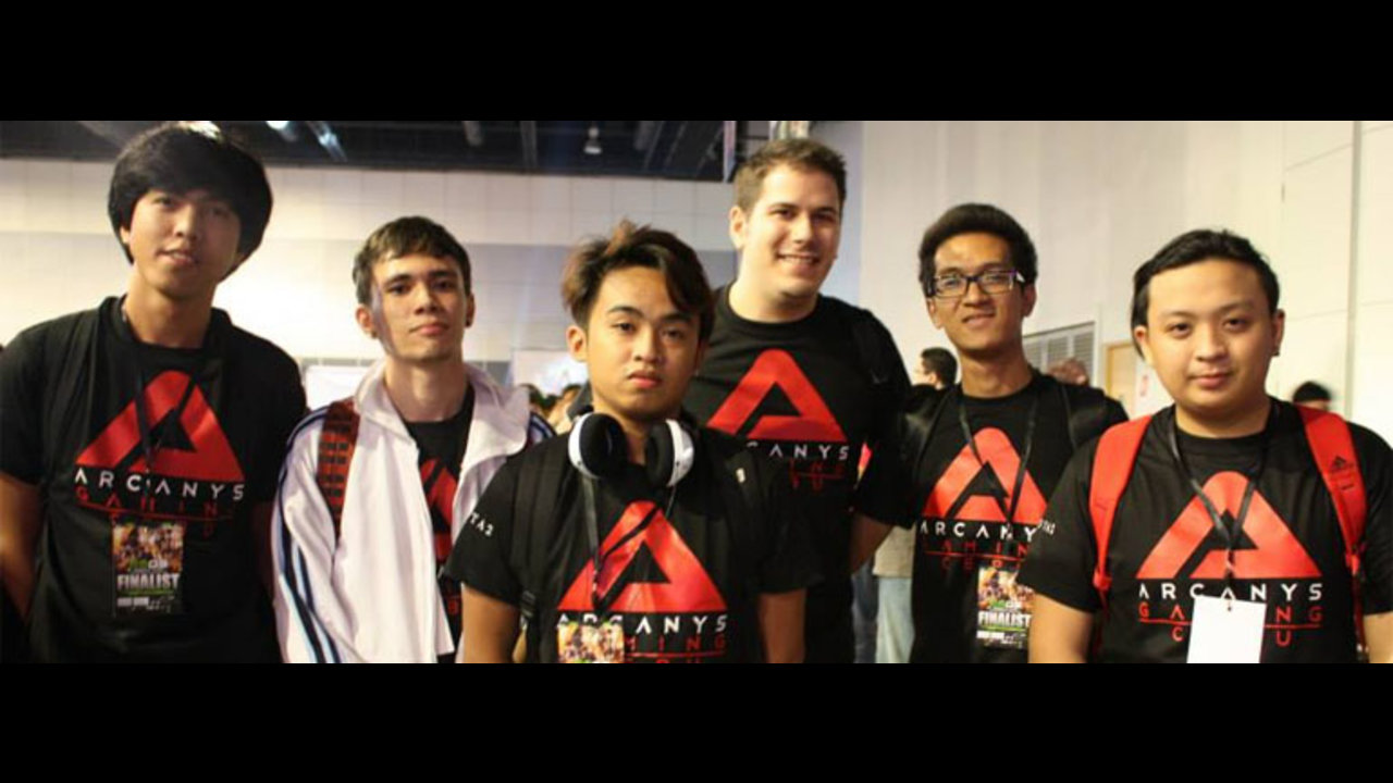 MPGL SEA Team Feature: Arcanys Gaming