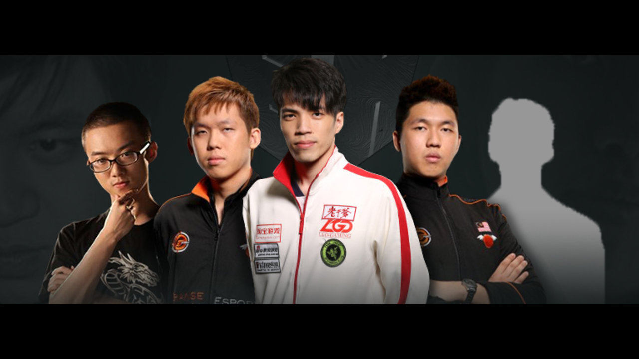 Mushi, Ohaiyo to form new team, EHOME reborn?