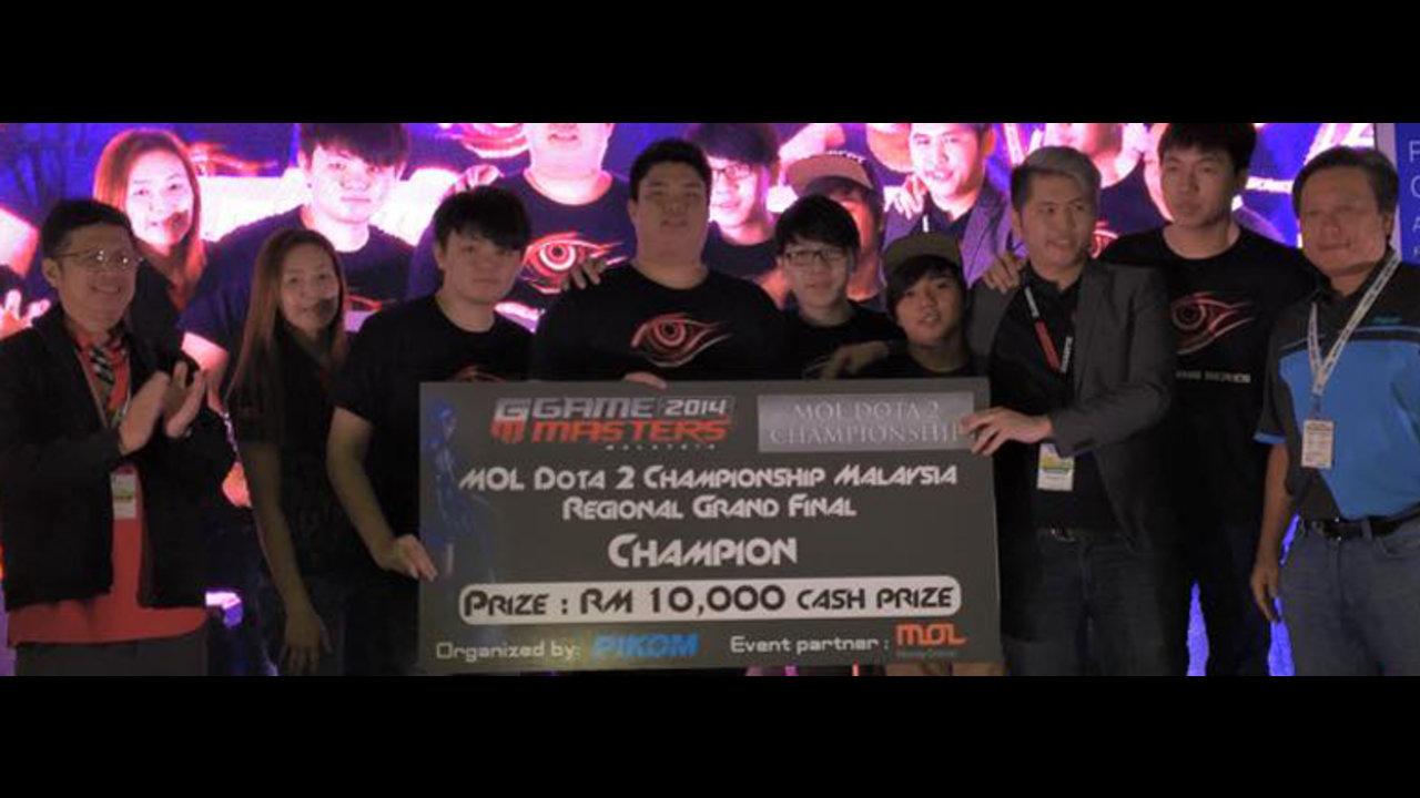 Mineski wins MOL Championship