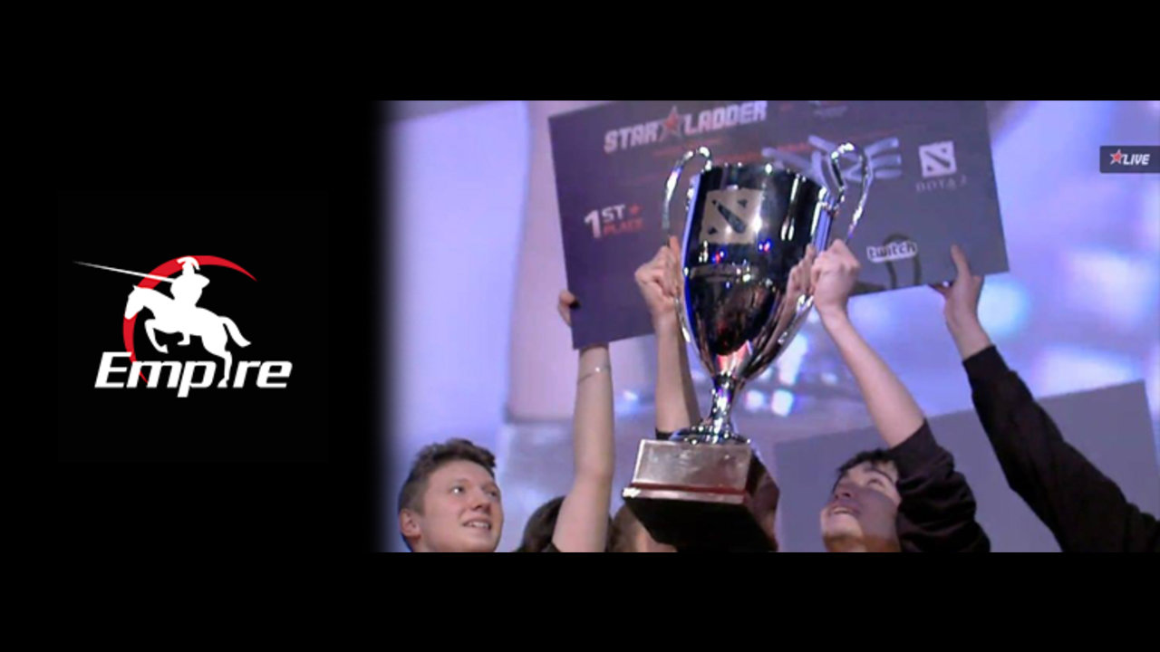 Team Empire wins StarLadder 11 Finals