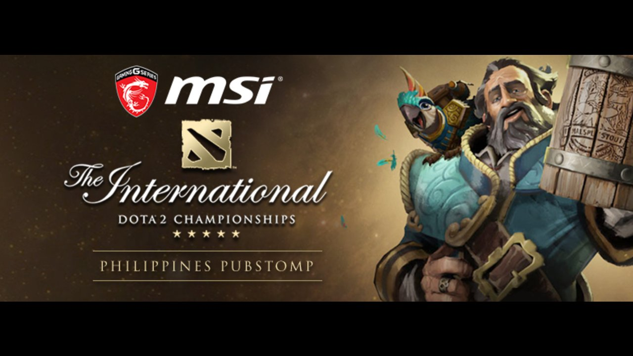 MSI introduces IMBA PH Pubstomp for #TI5 Finals