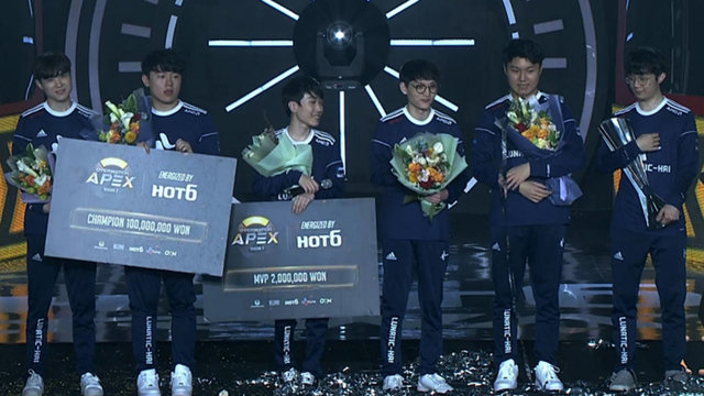 Lunatic Hai Wins OGN Overwatch APEX Season 2