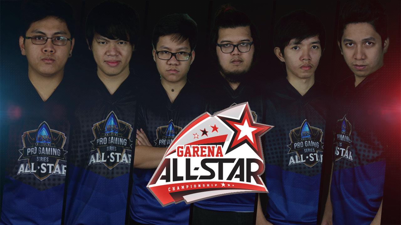 Philippines All-Star Team Ready to Shake Up 2016 Garena All-Star Vietnam -  Mineski.net