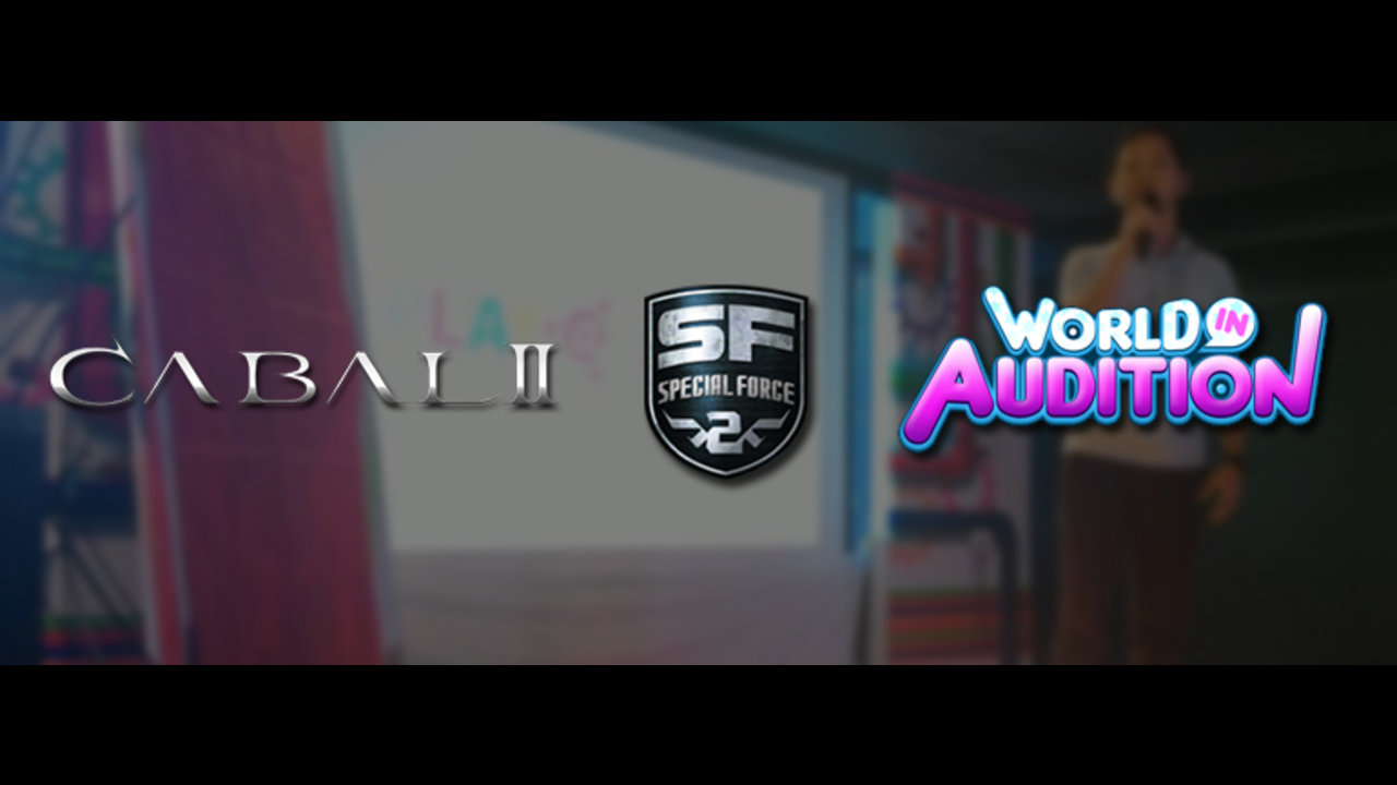 Asiasoft launches Playpark with Cabal 2, Special Force 2, Audition 3