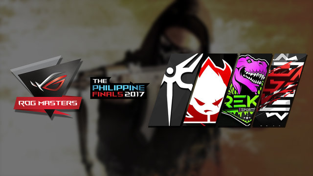The Stage is Set: ASUS ROG Masters CS:GO Philippine Finals