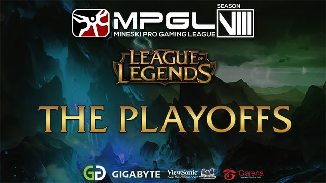 Tipping Point: On the Eve of the MPGL8 LoL Playoffs